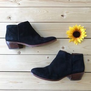 Sam Edelman Perry Booties NEW